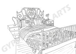 mybed1dwgColouringBookMode1