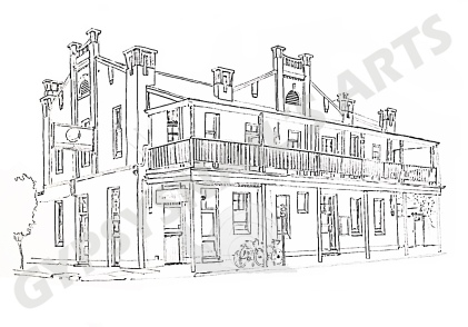 Wheatsheaf_Hotel_Line_artwork1(sml)colouring in1