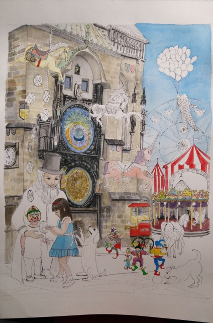 carnival in prague 10 pentacles_Progress3aSML