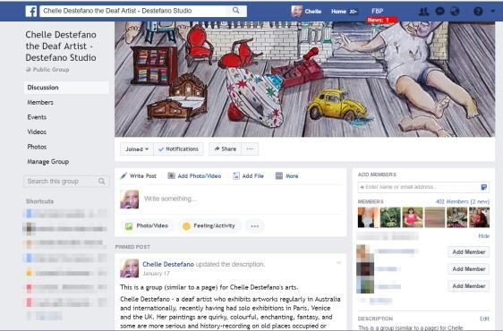 screenshot of my fb group1
