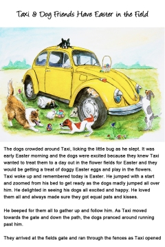 easter dogs taxi sample page2b