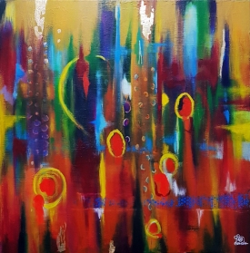 bushfires 2009 abstract 2nd painting1Sml1b